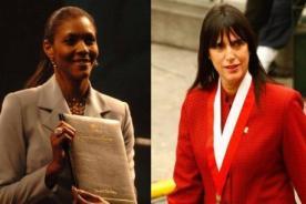 Gaby Perez del Solar: Hace siete años que no hablo con Cenaida Uribe