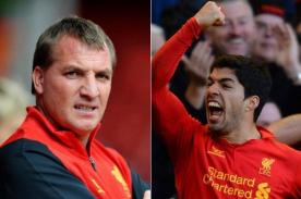 Técnico de Liverpool: No vuelvo a hablar de Luis Suárez