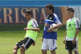 Claudio Vivas: No me quedaré, vendrá Daniel Ahmed - Descentralizado 2013