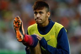 Almería vs Barcelona: Neymar no estará en el once titular