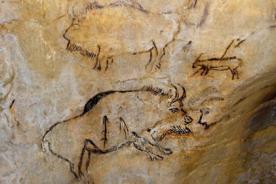 Sociedad primitiva: Pinturas rupestres fueron creadas por mujeres