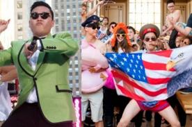 Gangnam Style VS Harlem Shake en los YouTube Music Awards