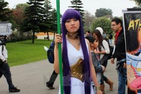 Los Caballeros del Zodiaco Fest reunió a fanáticos de Saint Seiya