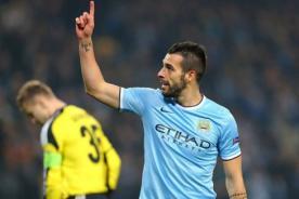 Video: Manchester City aplastó 5-2 al CSK de Moscú – Champions League