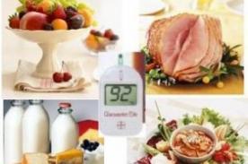 Causas de la diabetes: Alimentos que pueden provocar la diabetes