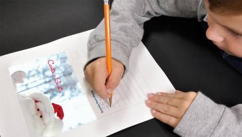 Niño escribe carta a Papa Noel y le pide que cure el cáncer de su padre