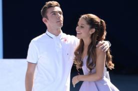 Ariana Grande revela cómo fue su primera cita con Nathan Sykes