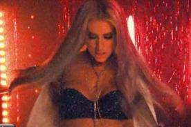 Ke$ha y su lado más sexy en 'Dirty Love' - Video