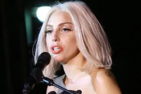 Lady Gaga presenta versión acústica de la canción 'Poker Face' - Video