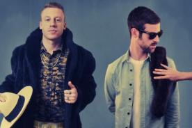 Grammy 2014: Macklemore y Ryan Lewis ganan en Mejor Artista Nuevo