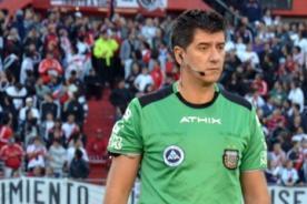 Argentina: Árbitro decidió quedarse con la tarjeta roja en partido amistoso