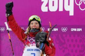 Sochi 2014: Dara Howell dedica medalla de oro a Sarah Burke