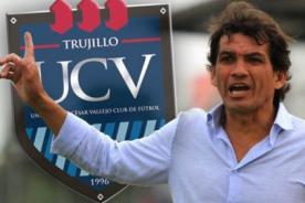 Técnico de César Vallejo: Deseamos estar entre los equipos grandes del Perú