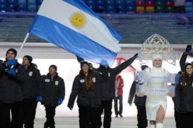 Sochi 2014: La delegación argentina en la boca del escándalo