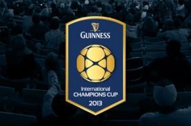 International Champions Cup: Calendario completo de los partidos del torneo