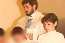 Video: Jason Day muestra fotos de su primera comunión