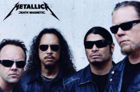 Metallica elige Perú para tomar vacaciones antes del concierto en Lima