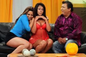 El especial del humor parodia caso de Edwin Sierra, Milena y Greysi - Video