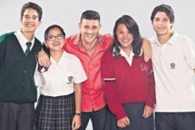 'Guerra de colegios' cambia de nombre a 'Versus de colegios'