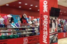 Fans peruanos firman para que tienda de One Direction llegue al país