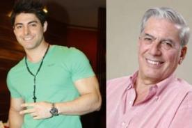 EEG: ¿Sebastián Lizarzaburu no sabe quién es Mario Vargas Llosa?