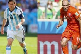 ATV en vivo: Holanda vs Argentina - Mundial Brasil 2014 (Hora peruana)