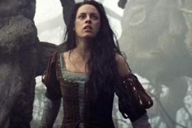Kristen Stewart no estará en secuela de Blancanieves y el Cazador