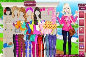 Mejores juegos Friv para vestir a Barbie - Juegros gratis friv