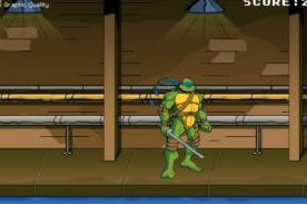 Juega a las Tortugas Ninja - Juegos Friv gratis online