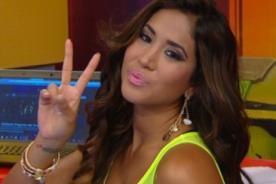 Esto Es Guerra: Melissa Paredes dejó impactado a Facundo con tremendo beso [VIDEO]
