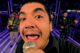Bareto arremete contra la 'TV basura' en nuevo video musical