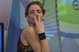 Gigi Mitre 'perreó' como nunca en aniversario de 'Amor, amor, amor' - VIDEO