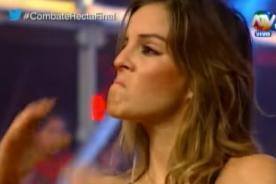 Alejandra Baigorria fue echada de Combate entre lágrimas - VIDEO