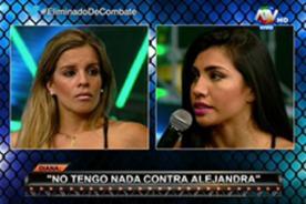 Combate: ¿Qué odia Diana Sánchez de Alejandra Baigorria? - VIDEO
