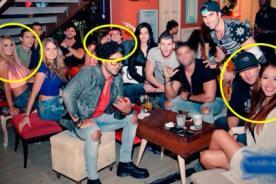 Combate: ¿Conocías a las parejas de estos integrantes del reality? - FOTO