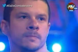 Combate: ¡Mario Hart se hartó de todo y pidió que lo eliminen por esto! - VIDEO