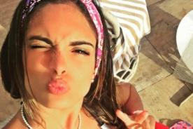 Jessica Barrantes luce su figura en sensual bikini - FOTOS