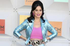¿En que estaba pensando Katy Perry cuando se hizo este look?