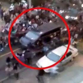 Justin Bieber en Lima: Fans en caótica persecución al cantante (Video)