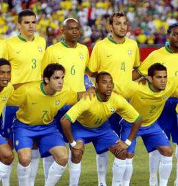 Brasil fue el país más ganador del 2011