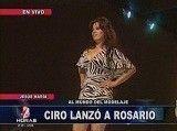 Video: Rosario Ponce: A Ciro Castillo también le hubiese gustado modelar