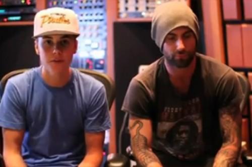 Justin Bieber 'prometió' hacer una banda que superara a The Beatles
