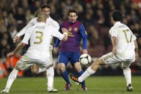 Video del Barcelona vs Real Madrid (1-2) - Clásico español - Liga Española