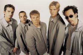 Kevin Richardson regresa a los Backstreet Boys