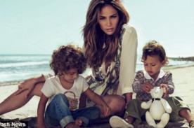 Jennifer Lopez: Ser madre soltera es difícil