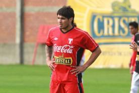 Fútbol peruano: Juan Vargas entra a su última etapa de recuperación