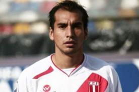 Rainer Torres sufre contractura y no jugaría ante Colombia
