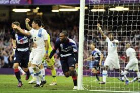Olimpiadas 2012: Gran Bretaña derrota 1-0 a Uruguay y lo elimina
