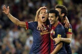 Video del Barcelona vs Spartak Moscú (3-2) - Champions League