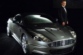 Artículos de las películas de James Bond serán subastados